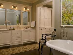 Classic Style Master Bath - Traditional - Bathroom