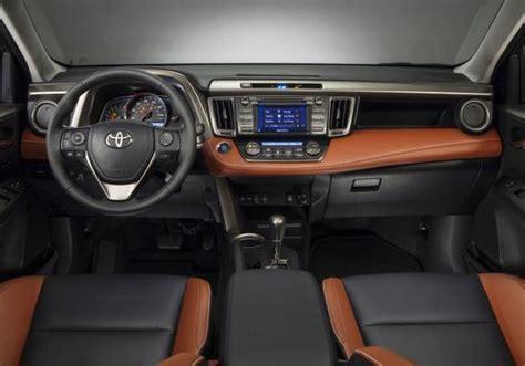 Interni Rav4 Foto Nuova Toyota Rav4 Interni