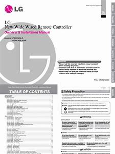 Lg Pqrcvsl0qw Owners Manual