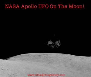 UFO SIGHTINGS DAILY: UFO Discovered In Apollo 17 Photo ...