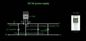 Free Circuit Diagrams 4u  9v  2a  Power Supply Circuit Diagram