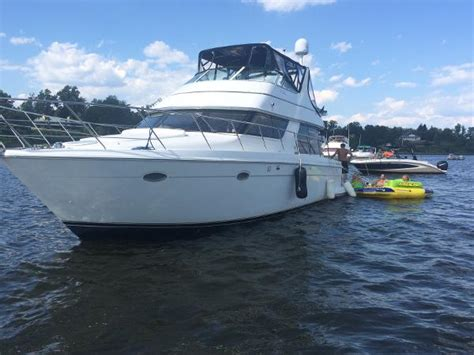 Carver Voyager Boats For Sale by Carver 450 Voyager Pilothouse Boats For Sale Boats