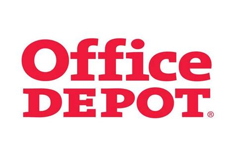 Office Depot Logo by Office Depot Partners With For Hiring