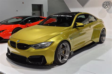 bmw m4 widebody vorsteiner bmw m4 gtrs4 widebody sema 2014 photo gallery