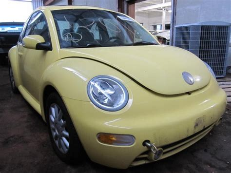 how to sell used cars 2005 volkswagen new beetle on board diagnostic system parting out 2005 volkswagen beetle stock 120424 tom s foreign auto parts quality used