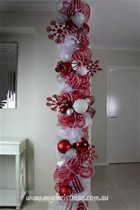 1000 images about Deco Mesh Door Garland ideas on