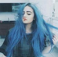 Best Blue Hair Girl Ideas And Images On Bing Find What Youll Love
