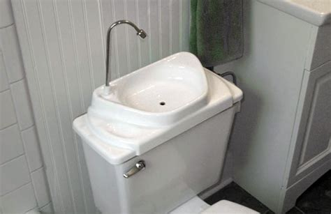sink toilet tank small space solutions tiny bathroom sinks roundup
