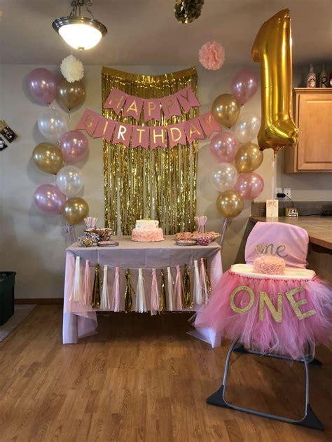 st birthday ideas girl birthday decorations st