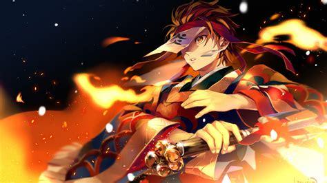 demon slayer tanjiro kamado  sword  black