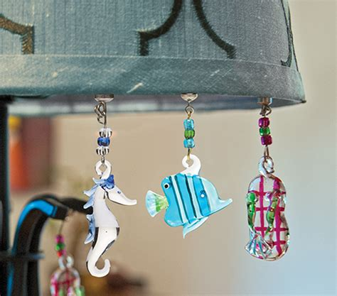 magnetic l shade jewelry magtrim magnetic ornaments add instant sparkle to