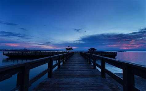 pier wallpapers backgrounds