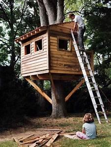 Construire Sa Cabane : d couvrez dans notre galerie la cabane dans les arbres de vos r ves ~ Melissatoandfro.com Idées de Décoration