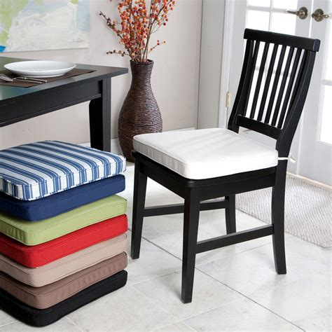 Dining Room Chair Cushion Cover  The Freshness of Your
