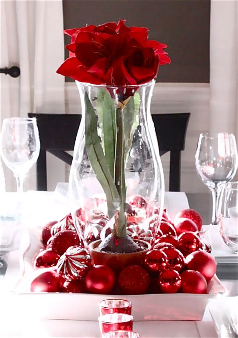 The Yellow Cape Cod Easy Valentines Centerpiece Using