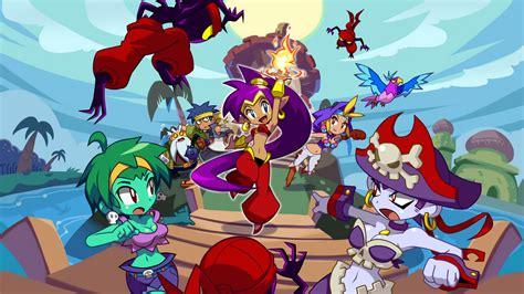 Sonic The Hedgehog Hd Wallpaper Shantae Half Genie Hero Character Art
