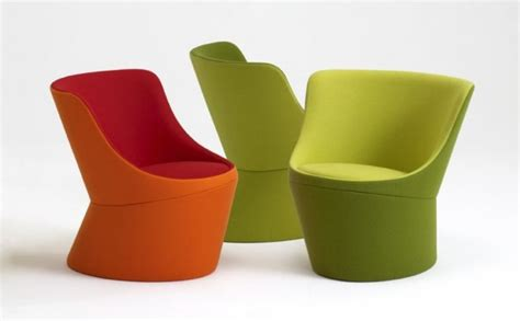 Poltrona Colorata Usata : Didi Chair By Busk+hertzog For Globe Zero 4