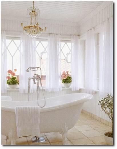 Romantic Bathrooms Chic Shabby Bathroom Master Decor