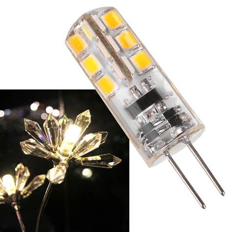 mini g4 base ac 12v 24led 2835 bulb replace light