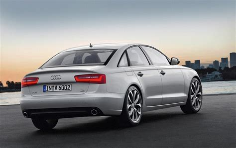 audi a6 opens for ordering in 2011 spare wheel