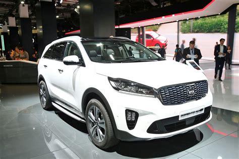 KIA Car :  Top-spec Gt-line Among 2017 Kia Suv