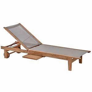 Bain De Soleil Teck : bain de soleil teck bains de soleil autres marques mobilier botanic ~ Teatrodelosmanantiales.com Idées de Décoration
