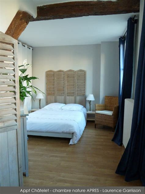 deco nature chambre chambre decoration nature