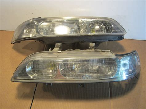 Acura Legend Headlights by 1991 1995 Acura Legend Coupe One Stanley Headlights