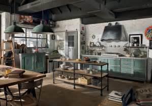 cuadros de home interiors unique kitchen design in vintage design loft kitchen