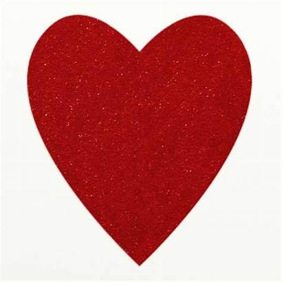 Heart Clipart Glitter Clip Cliparts Sparkly Hearts