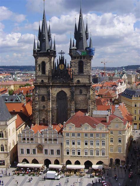 Prague Travel Guide At Wikivoyage
