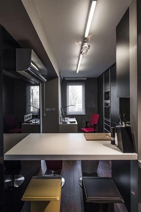 small apartment interior design working