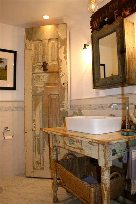 modern country bathroom eclectic bathroom los