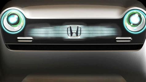 Upcoming Hatches by Honda Hatches A Retro Electric Concept Car