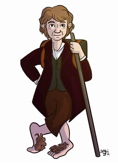 Hobbit Clipart Clip Bilbo Baggins Cliparts Library