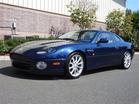 2002 Aston Martin Db7 V12 Vantage 6-speed