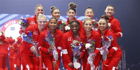 Simone biles pulls out of olympic gymnastics team finals. Meet the 2021 US Women's Olympic Gymnastics Team ...