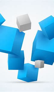 Abstract 3d cubes background - Download Free Vectors ...