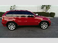 Sell used 2005 BMW X5 48is, IMOLA RED, LOW MILES, CLEAN