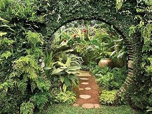 Tropical Garden Designs For Small Gardens – Garden Design