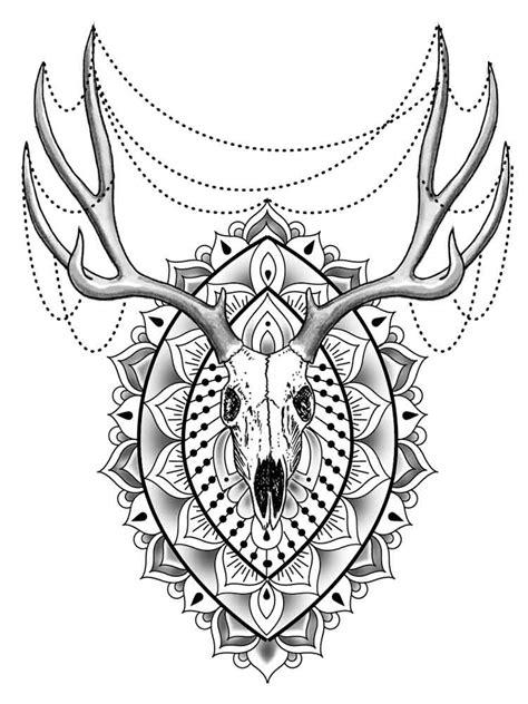 animal mandala coloring pages  adult  printable