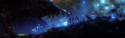 Ori Animated Wallpaper - ori and the blind forest on