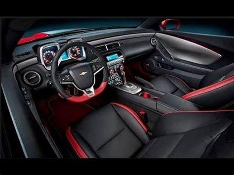 Z28 Camaro Interior by 2016 Chevrolet Camaro Z28 Interior