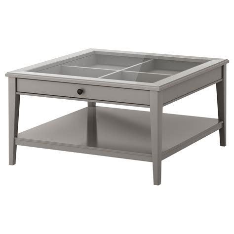glass end tables ikea liatorp coffee table grey glass 93x93 cm ikea