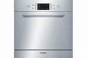 Lave Vaisselle Bosh : lave vaisselle encastrable bosch sce52m65eu inox 4134265 ~ Melissatoandfro.com Idées de Décoration