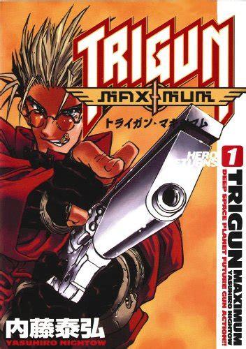 Trigun Maximum Omnibus Volume 1 trigun maximum book series
