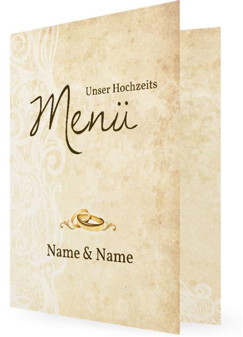 vorlage hochzeit menuekarten gestalten familieneinladungende