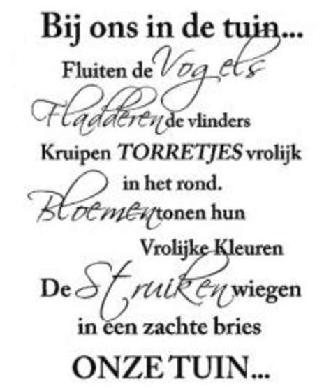 tuin quote in de tuin quotes pinterest tuin tuin idee 235 n en