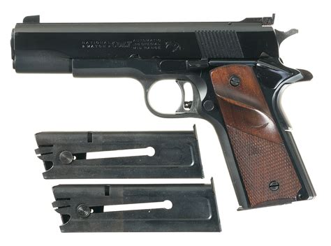 Colt M1911 Gold Cup National Match .38 Special Mid-range