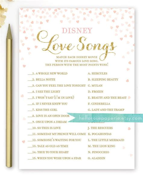 printable bridal shower games guests love mickey